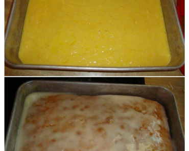 A LEMON CAKE TO DIE FOR