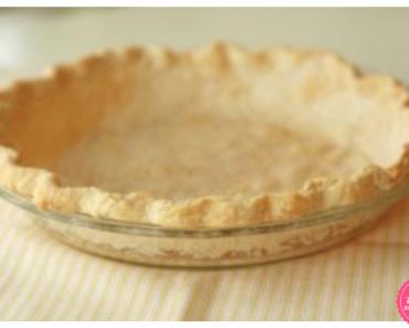 Best Pie Crust