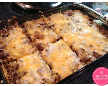 Baked Burrito Casserole – Life In The Lofthouse