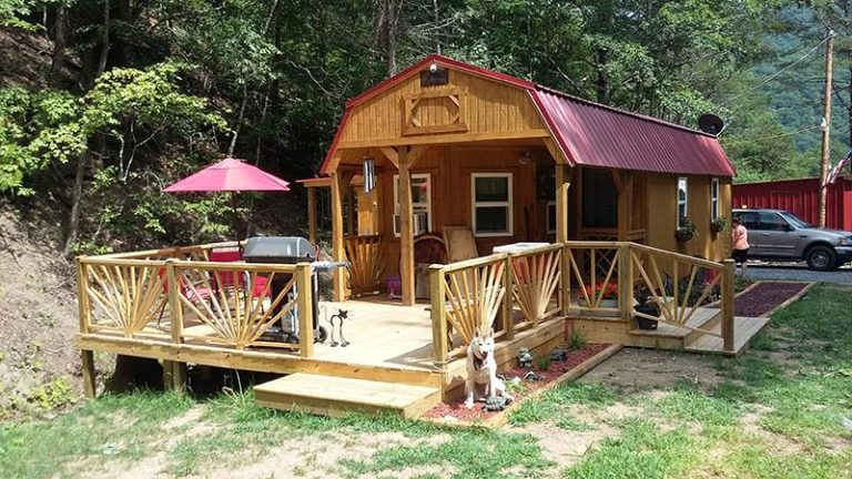 Would You Live in a $1500 Old Hickory Shed Home?